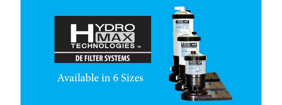 Blue Torrent / HydroMax DE Filter Systems