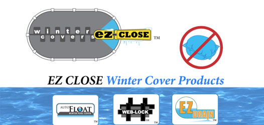 ez close family of winter pool covers link